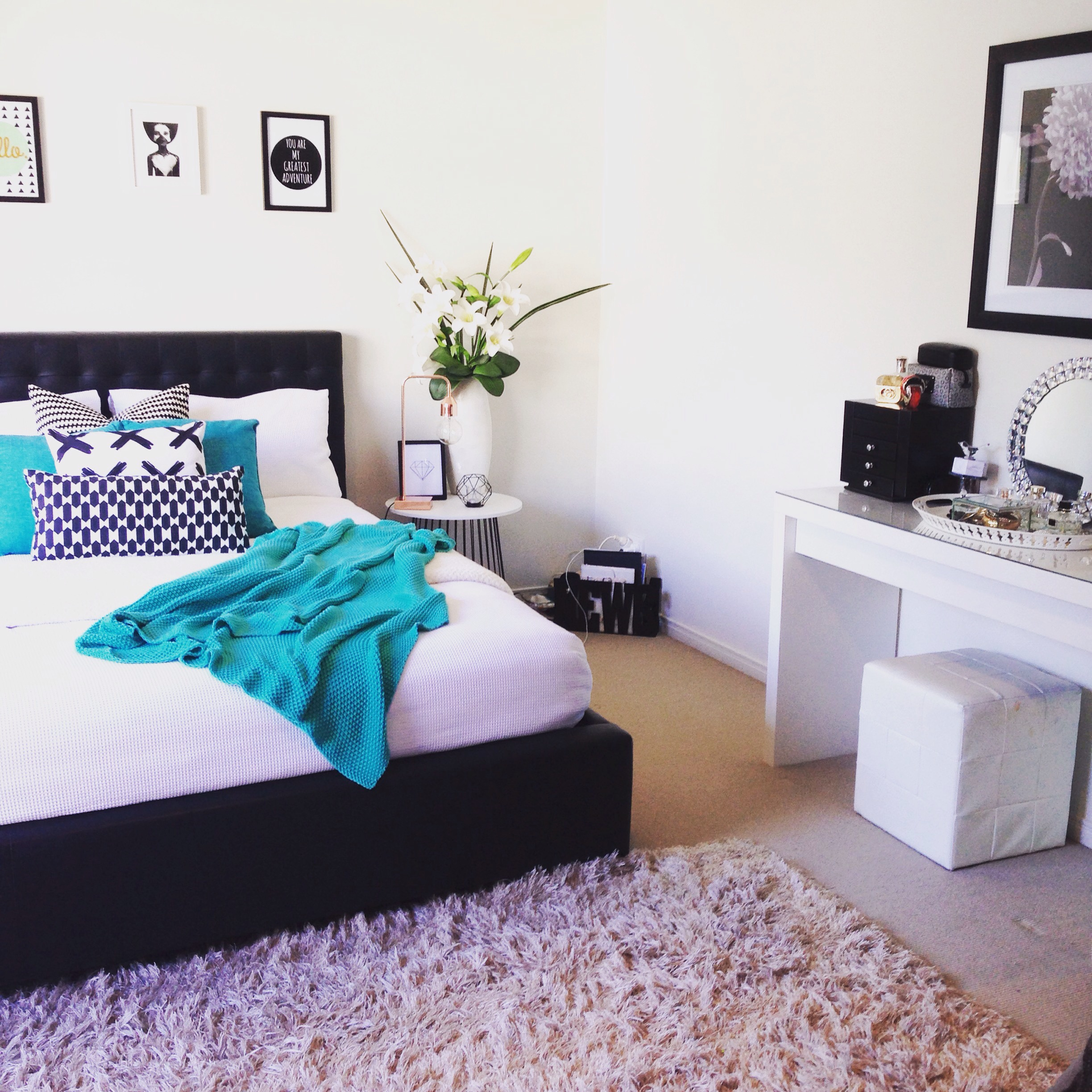 My home budget home living for Bedroom ideas kmart