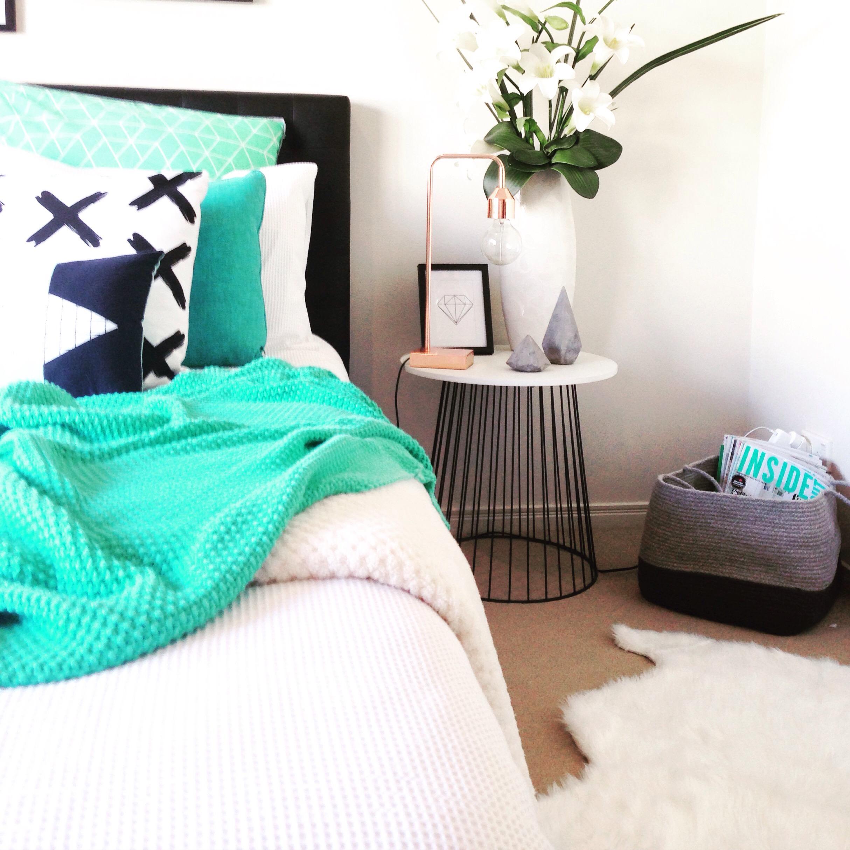 Bedroom oasis budget home living for Bedroom designs australia
