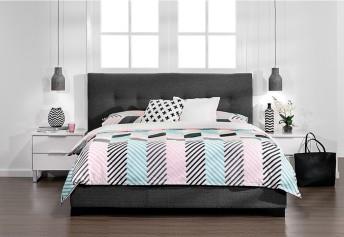 Arya King Bed