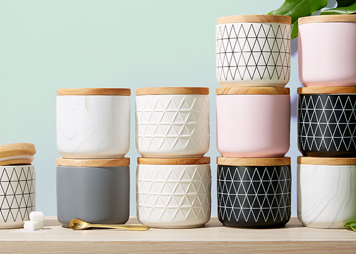 Create the scandi pastel style today budget home living for Home decorations kmart